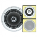 2-way flush mounting ceiling speaker - 30W max