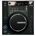 DJ-CD-spelare med MP3, scratch, 4 samplers, 8 effekter, filter, skid, eko, flanger, trans, phase, pan, break & hold, ställbar djup & tid. Taktsynk i 7 steg. Lika snabb start som CDJ-2000. Scratch med