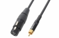 Cable XLR Female- RCA Male 8.0m 177.113