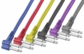 Patch kabel 6pcs- 0.5m color OFC Mono