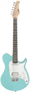 175.205 Chord Rogue elgitarr Surf blue