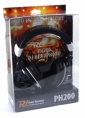 100.878 Power Dynamics PH-200 DJ hörlur med 50mm membran 18Hz