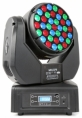 150.529 MHL373 LED Moving Head 37x 3W RGB 14 Channel DMX