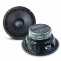 "6.5"" med 150W RMS och kompositmembran - extrem kvalitet. 300W max 600W PMPO. EDGE PRO EDPRO6B-E6      6.5"" (165MM) PRO AUDIO MID / MIDBASS     COMPOSITE WOOFER CONE     DUAL ROLL CLOTH SURRO"