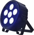 180W PAR COB LED med fjärrkontroll 1220 lux @ 2m. 7-kanals DMX. Mikrofon. Musikstyrning. Dimmer. Inbyggda program. Display. Kontrollpanel. Hög kvalitet. Import från England.