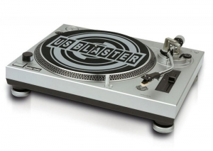 170.858 Direct drive turntable US BLASTER USB 7361