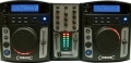Citronic CDMX-3 CD MP3 mixer 170.625 demo ex