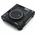 Reloop RMP-3 alpha MIDI DJ-kontroll för Traktor PRO och andra DJ-program, spelar USB-stickor, CD-skivor, MP3-skivor, USB-PC/Mac/HDD. 9 BPM-styrda effekter. 205mm scratchtallrik. 0.02% högupplöst scrat