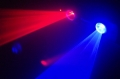 Themis 2 Way Red-Blue Laser DMX