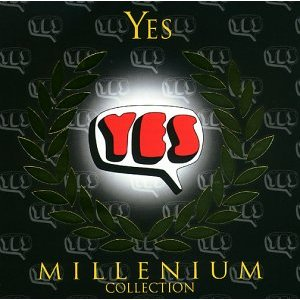 YES millenium collection CD 2002
