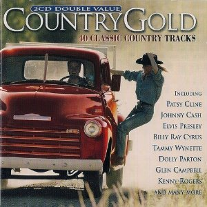 Country Gold 40 Classic country tracks