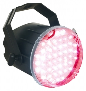 153.333 MUSIKSTYRD Strobe Red LED