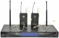 Citronic RU26 MULTI-UHF WIRELESS MICROPHONE SYSTEM