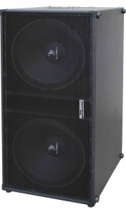 2x18 sub BAT218SUB 138dB 8000W demo ex