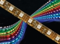 Beamz 153.758 Low profile 5m LED tape - 30 RGB LED